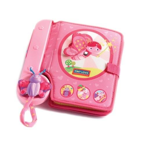 Книжки-игрушки Интерактивная развивающая книжка Tiny Princess, Tiny Love