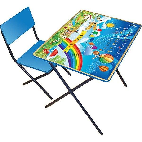 Столы и стулья Комплект детской мебели Досуг №101, Фея