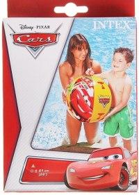 """Пляжный мяч """"дисней. тачки"""", Intex (Интекс)"""