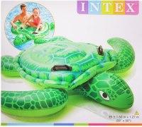 """Игрушка надувная для плавания """"черепаха"""", с ручками, Intex (Интекс)"""