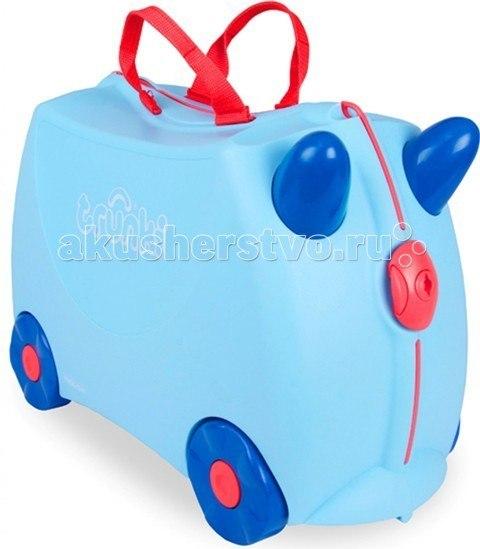 Сумки для детей Чемодан на колесах Джордж, Trunki