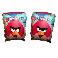Надувные нарукавники angry birds, 23х15 см, Bestway