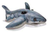 """Надувная игрушка для плавания """"акула"""" (173х107 см), Intex (Интекс)"""