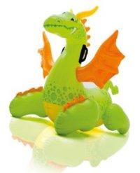 """Надувная игрушка для плавания """"дракон"""" (140х69 см), Intex (Интекс)"""