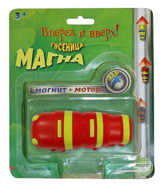 Интерактивные игрушки Гусеница Магна, Eclipse Toys