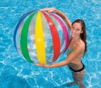 """Мяч """"джамбо"""" (107 см), Intex (Интекс)"""