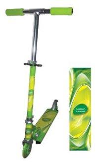 """Скутер """"olympic"""", зеленый, X-Match"""