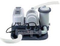 """Фильтр-насос """"intex"""" для надувного бассейна, с системой морской воды, Intex (Интекс)"""