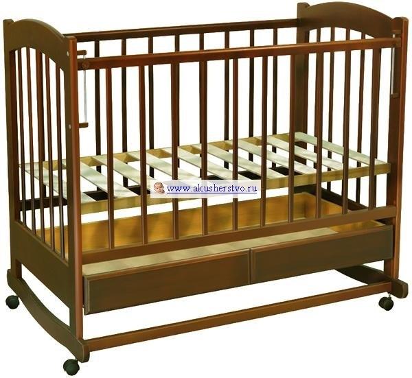 Детские кроватки Радуга №1 (качалка), Ведрусс