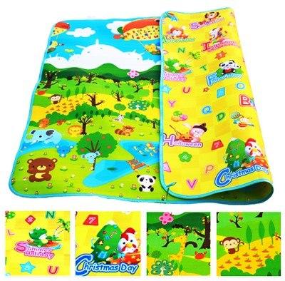 Игровые коврики Лесной парк и Тигрёнок на празднике, Mambobaby