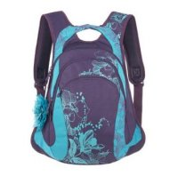 Рюкзак женский grizzly rd-520-1 фиолетовый-бирюза рюкзак abu garcia rucksack junior