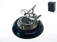 Компас со встроенными солнечными часами, 10х4,5 см, ENS