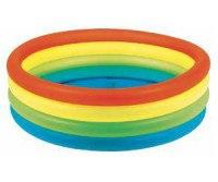 """Надувной детский бассейн """"neon fashion pool"""", 150x40 см, Jilong"""
