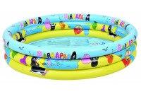 "Надувной детский бассейн ""barbapapa 3-ring pool"", 99x23 см, Jilong"