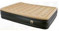 """Кровать надувная со встроенным электрическим насосом """"relax air bed comfort queen"""" (47 см), Jilong"""