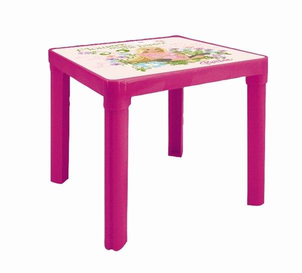 Пластиковая мебель Стол серии Barbie, Grand Soleil