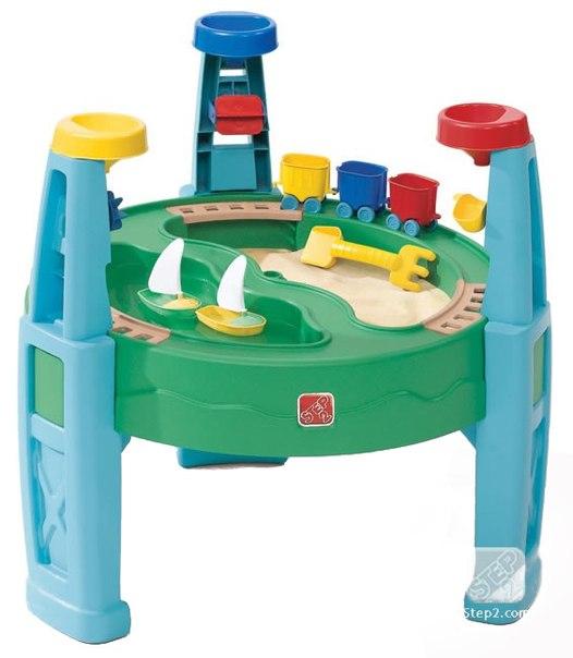 Песочницы Карьер для игр с песком и водой, Step 2