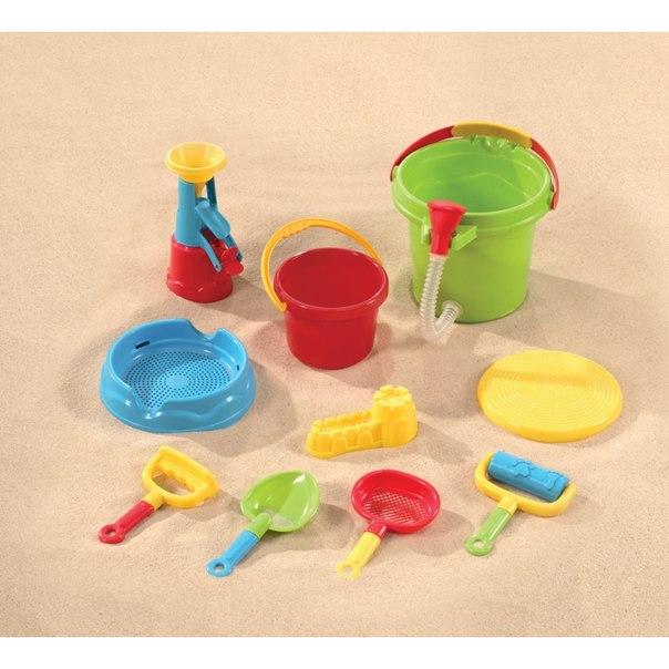 Игрушки в песочницу Набор для песочницы, Step 2