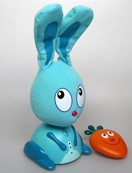 Интерактивные игрушки Прятки с Бани, Ouaps