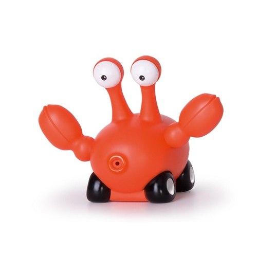 Игрушки для купания Игрушка для ванной Краб, Bebelino