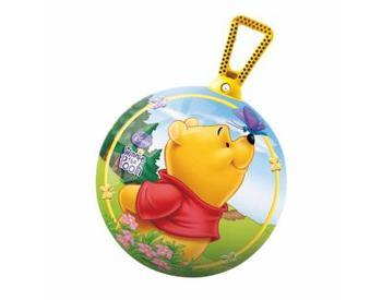 Мячи и прыгуны Мяч-попрыгунчик Винни Пух 45 см, Mondo