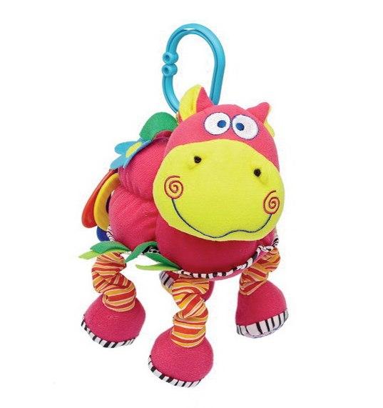 Подвесные игрушки Веселый бегемот, Мир детства