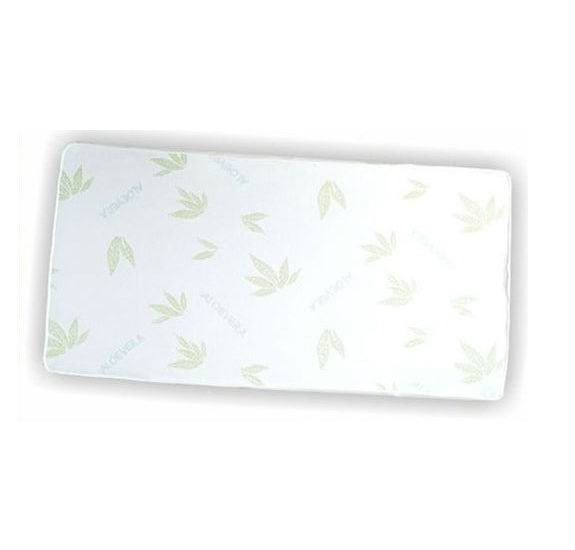 Матрацы двухсторонний Перинка Green Leaf Алое 119х59х10, Фея