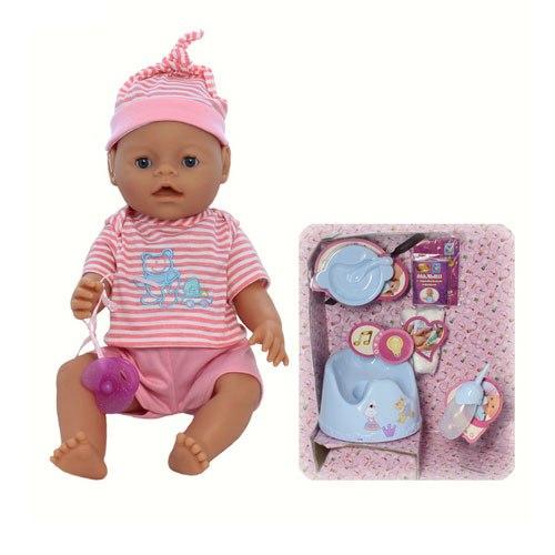 Куклы Малыш с музыкальным горшком, 1 Toy