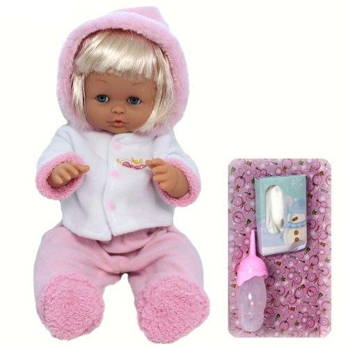 Куклы Простуженный малыш, 1 Toy