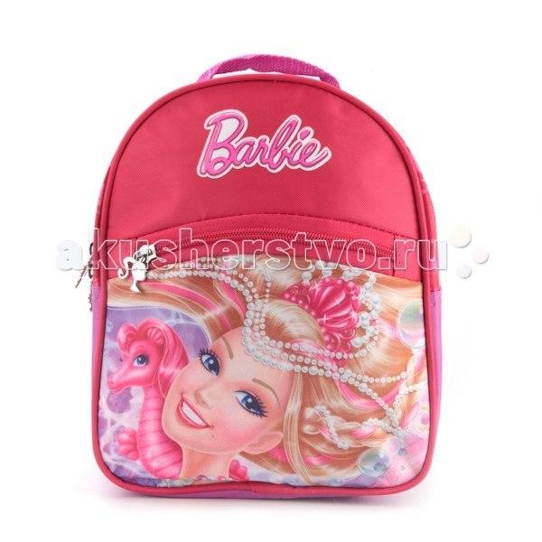 Сумки для детей Рюкзак дошкольный малый Barbie, Играем вместе