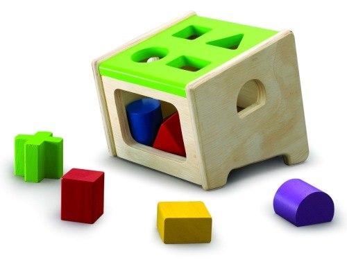 Деревянные игрушки Сортер ВЕД-3087, Wonderworld