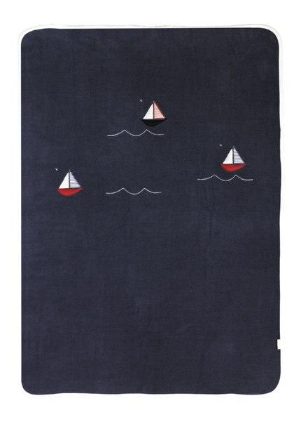 Пледы Blue Marine флисовый, Kidboo