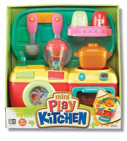 Ролевые игры Набор Маленькая кухня, Keenway