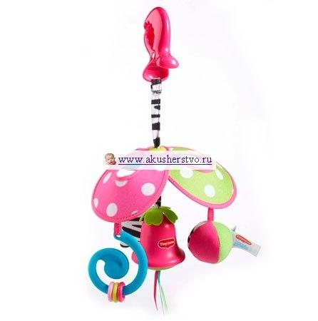 Подвесные игрушки на коляску Веселая карусель, Tiny Love