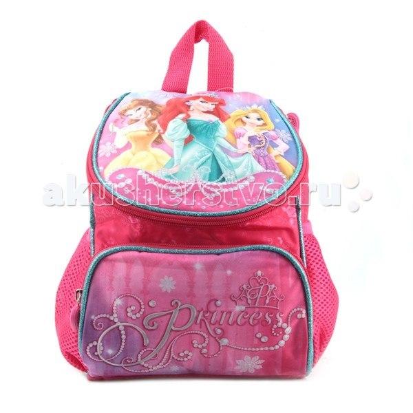 Сумки для детей Рюкзак дошкольный средний Disney Принцесса, Играем вместе