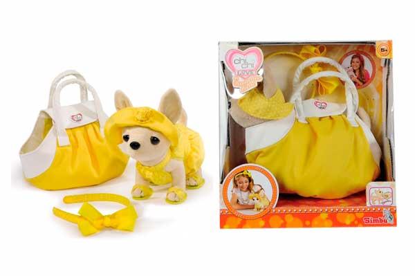 Мягкие игрушки Собачка Чихуахуа Серия Chi Chi Love 5899574, Simba