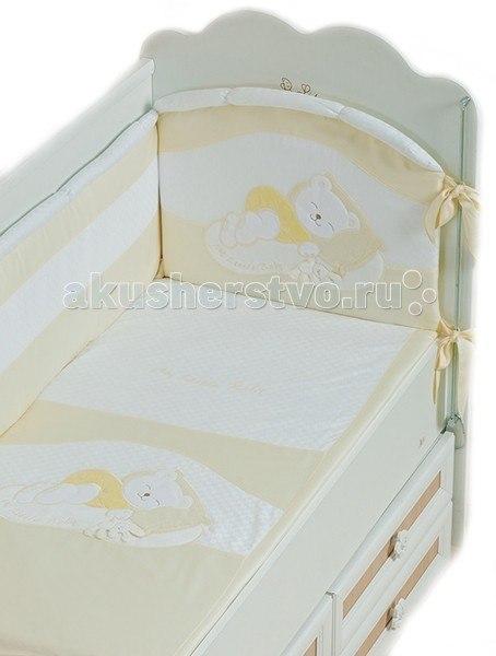 Комплекты для кроваток Мой маленький друг (7 предметов), Селена (Сдобина)