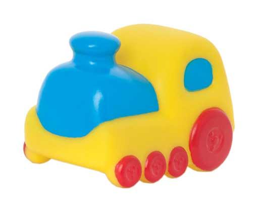 Игрушки для купания Игрушка для ванны Паровозик, Курносики