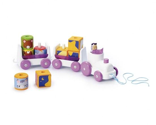 Развивающие игрушки Паровозик, Smoby
