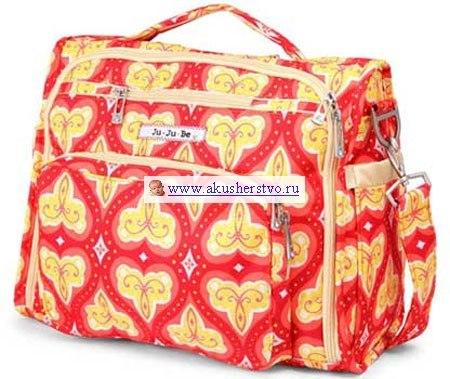 Сумки для мамы Сумка-рюкзак для мамы B.F.F., Ju-Ju-Be