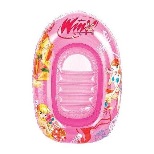 Матрасы для плавания WinxClub Лодка детская 92004B, Disney