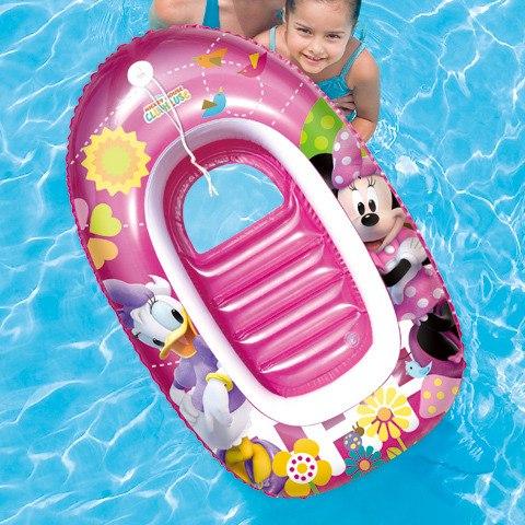 Матрасы для плавания Лодка детская Минни и Дэйзи 91025B, Disney