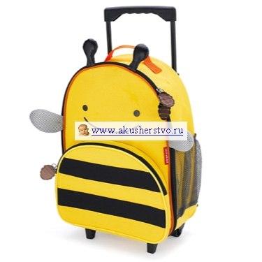Сумки для детей Детский дорожный чемодан Zoo Luggage, Skip-Hop