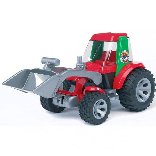 Машины Трактор-погрузчик Roadmax, Bruder
