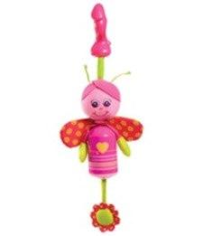 Подвесные игрушки колокольчик Бабочка Софи, Tiny Love