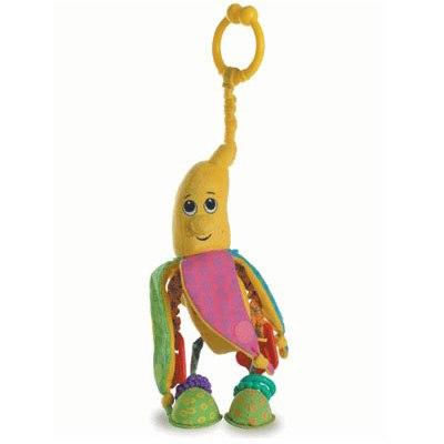 Подвесные игрушки Развивающая Бананчик Анна (серия Друзья фрукты), Tiny Love