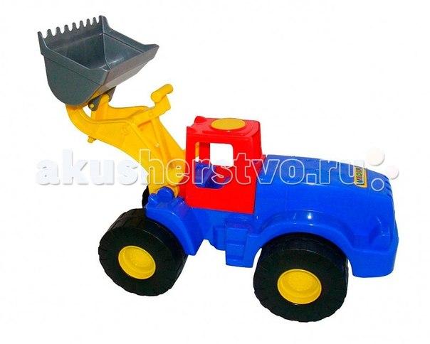 Машины Трактор-погрузчик Гранит, Wader