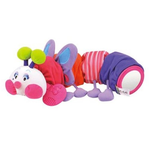 Развивающие игрушки Гусеничка-бабочка KA580, K'S Kids