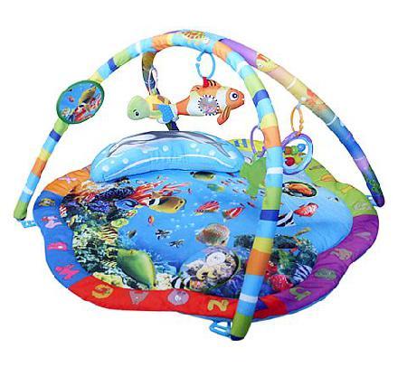 Развивающие коврики Подводный мир, La-di-da