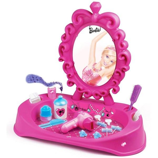 Ролевые игры Туалетный столик Barbie со звуковыми эффектами, Faro